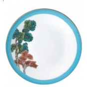 Jardin Celeste Dinner Plate Coupe No. 2