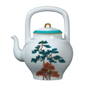 Jardin Celeste Tea Pot