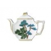 Jardin Celeste Tea Bag Holder