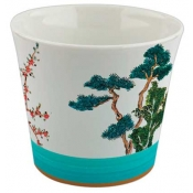 Jardin Celeste Candle Pot