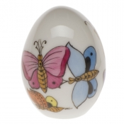 Herend Miniature Egg - Butterflies