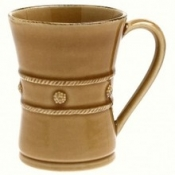 Berry and Thread Cappucino Brown Mug