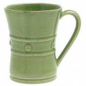 Berry & Thread Pistachio Green Mug