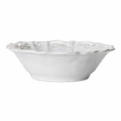 "Juliska Jardins du Monde Whitewash 9"" Serving Bowl"