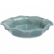 Juliska Berry & Thread Ice Blue Pasta/Soup Bowl