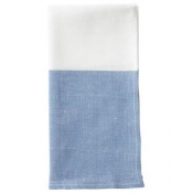 Juliska Broadband Delft Napkins  / Set 12