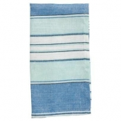 Juliska Amalfi Stripe Blue Napkins / Set 4