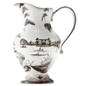 Juliska Country Estate Flint Pitcher