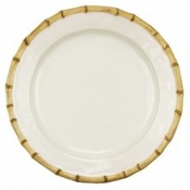 Classic Bamboo Dinner Plate