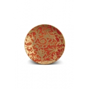 Fortuny Dessert Plate / Set 4 - Pergolesi Orange