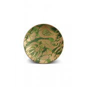 Fortuny Dessert Plate / Set 4 - Melagrana Green