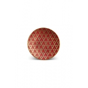 Fortuny Canape Plates / Set 4 - Murillo Red