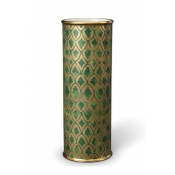 Fortuny Vase Peruviano Green - Large