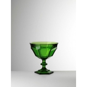 Victoria & Albert Footed Coupe - Green