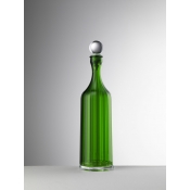 Mario Luca Giusti Green Bona Decanter - Small