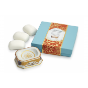 Mottahedeh Golden Butterfly Heirsavonare Gift Soap Set