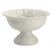 Arte Italica Natale Marina Footed Bowl