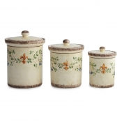 Canisters - 3 Piece Set