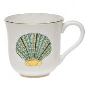 Aquatic Mussel Mug