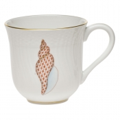 Aquatic Shell Mug