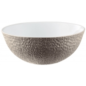 Salad Bowl - Calabash Shape