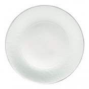 Mineral Platinum American Dinner Plate