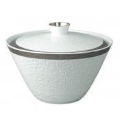 Mineral Platinum Soup Tureen