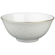 Mineral Gold Chinese bowl