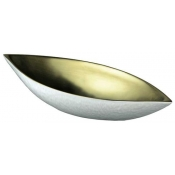 Mineral Gold Dish n°4 Full Gold inside