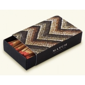 Match Pewter Match Boxes Assorted - Set of 5