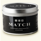 Match Pewter Polishing Cloths