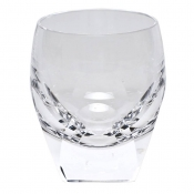 Shot Glass 1.5 Oz. Cut Clear
