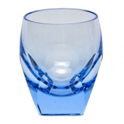 Shot Glass 1.5 Oz. Cut Aquamar