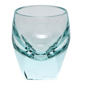 Shot Glass 1.5 Oz. Cut Beryl