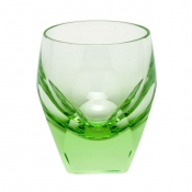 Shot Glass 1.5 Oz. Cut Ocean G