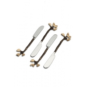 L'Objet Mullbrae Mullbrae Spreaders (Set of 4)