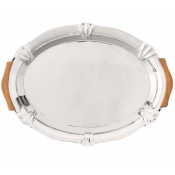 Juliska Kensington Handled Platter - 16""