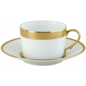 Odyssee Gold Tea Cup