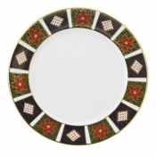 Old Imari Holiday Service Plate