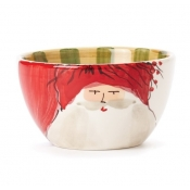 Old Saint Nick Old St. Nick Cereal Bowl - Red Hat