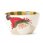 Old Saint Nick Old St. Nick Cereal Bowl - Green Hat