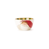 Old Saint Nick Old St. Nick Cereal Bowl - Striped Hat