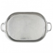 Peltro Large Oval Tray