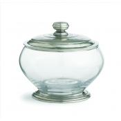 Roma Small Glass Canister