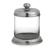 Arte Italica Tavola Small Glass Canister (New)