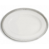 Arte Italica Tuscan Large Oval Platter