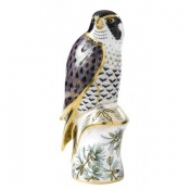 Peregrine Falcon Paperweight