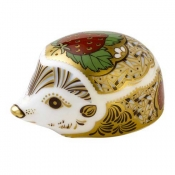 Strawberry Small Hedgehog Paperweight