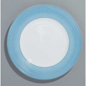 Pareo Blue Dinner Plate