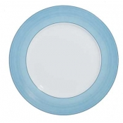 Pareo Blue Buffet Plate